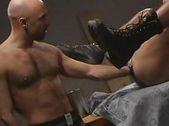 Hairy man-lover fisting males gazoo