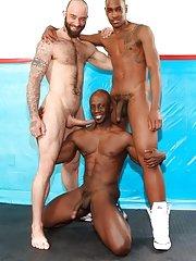 Sam Swift::Jay Black::Tyson Tyler - in Man-lover Porn Photos