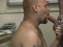 Pooch obtains dirty in the office with a clammy man in 2 motion picture