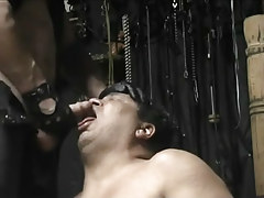 Corpulent cocksucker lycan is desperate for a hot cock goo mouthful in 4 episode