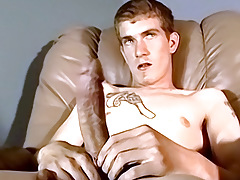 Playing with dick Out A Hot Load - Eskimo