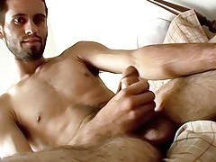 Fucking a Sex Toy and Shooting 2 Cream Loads - Pimp