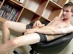 Masturbating With Raw Hung Twink Cory - Cory Finn