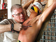 Slave Stud sub Made To Squirt - Kenzie Mitch And Sebastian Kane