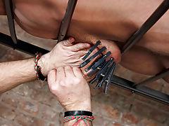 Draining A Bottom Boys Penis - Reece Bentley And Sebastian Kane