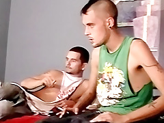 Right away Dick-holders Mutual Swallowing - Brian And Aiden Pugsley