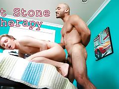 Sticky Stone Therapy