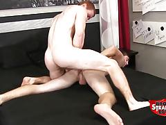 Spencer Todd Sleeps with Brandon Beal