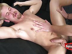 Tate Thompson & Romeo James Flip Fuck Rough