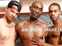 Birthday Wake Up