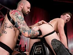 Ass of Steel, Scene #03