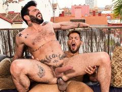 Men of Madrid, Scene #05