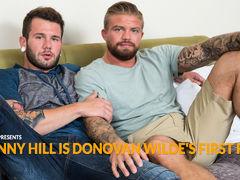 Johnny Hill is Donovan Wilde's Principal Fuck