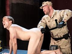 Total Fist Interrogation, Scene #01